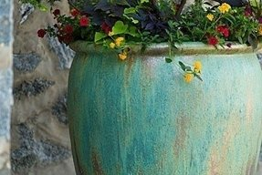 planter ceramic large outdoor planters