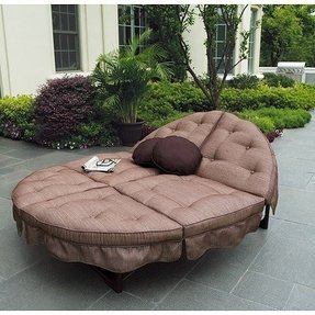 Round Chaise Lounge Chair Foter