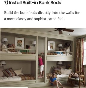 Maple bunk beds 11