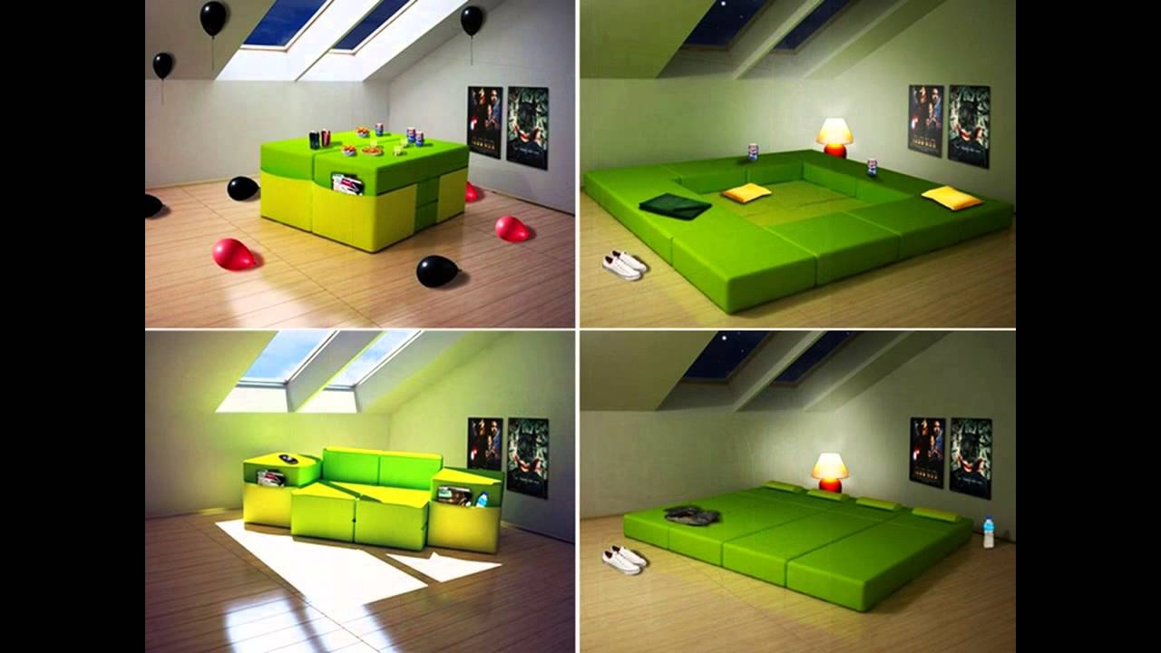 Modular Furniture Multi Purpose For Small Space Room 2