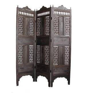 Moroccan room dividers