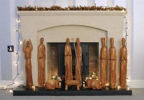 50+ Best Large Indoor Nativity Sets - Ideas on Foter