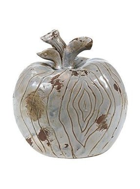 Privilege International 66590 Ceramic Apple Finial