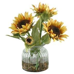 Silk Sunflower Arrangements 2