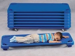 Sleeping cots for daycare 1