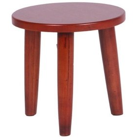 Swell Small Wooden Stools Ideas On Foter Theyellowbook Wood Chair Design Ideas Theyellowbookinfo