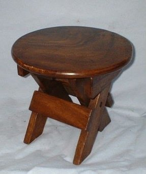 Small Wooden Stools Ideas On Foter