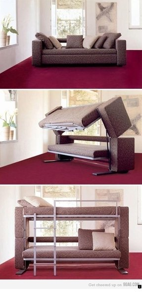 Sofa bed pull out 1
