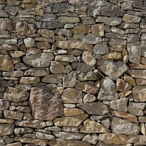 Stone Wall Mural Foter
