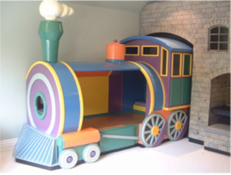 Train Bed Toddler Amazing Ideas