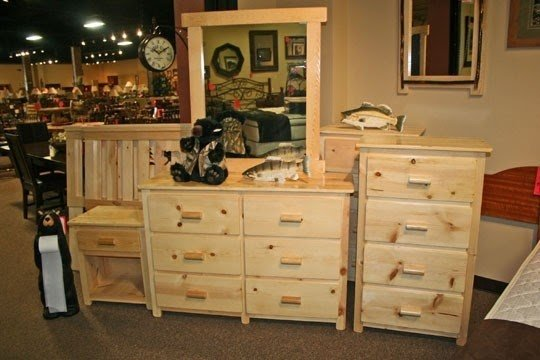 Superbe White Pine Bedroom Furniturenorthern Wisconsin Furniture And Mattress