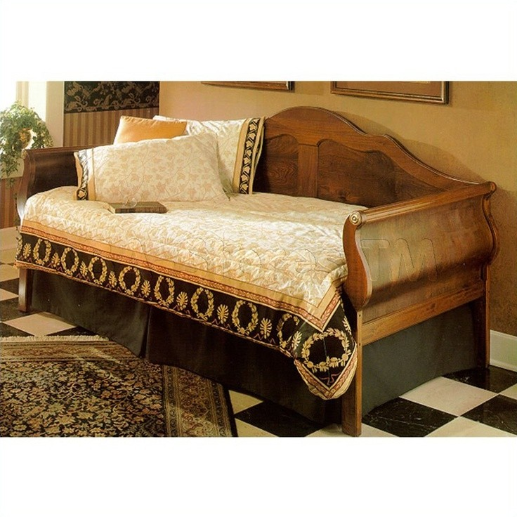 Wooden Daybed Frame 1
