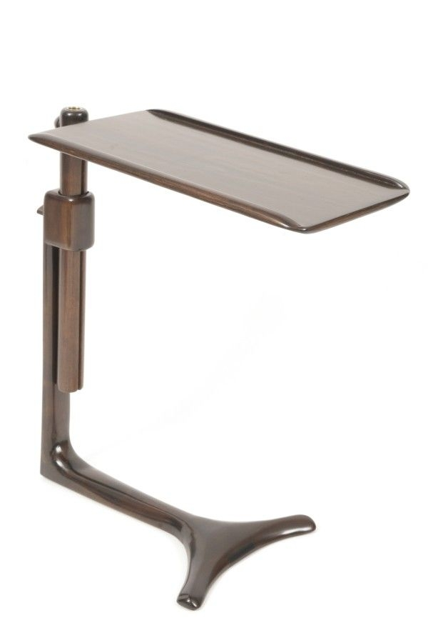 Adjustable Height Side Table Foter