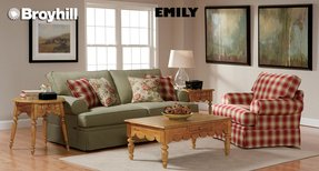 Country Living Room Furniture Sets