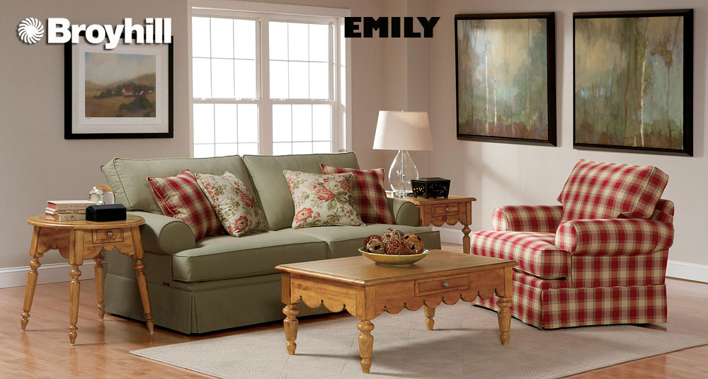 Lovely Country Living Room Furniture Sets