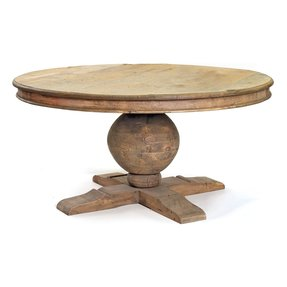 Round Dining Table For 6 With Leaf - Ideas on Foter
