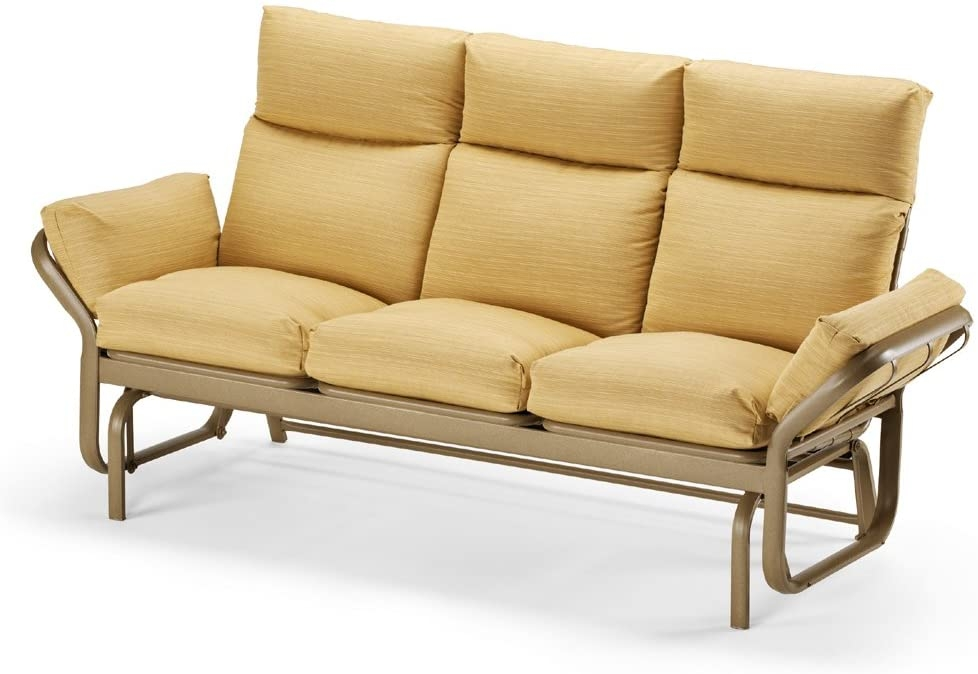 Outdoor Sofa Glider