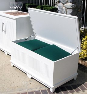 Astounding Outdoor Waterproof Storage Bench Ideas On Foter Uwap Interior Chair Design Uwaporg