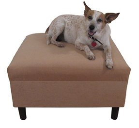 Ottoman Dog Bed Foter