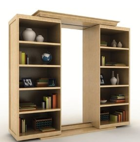 Bookcase Sliding Doors Foter