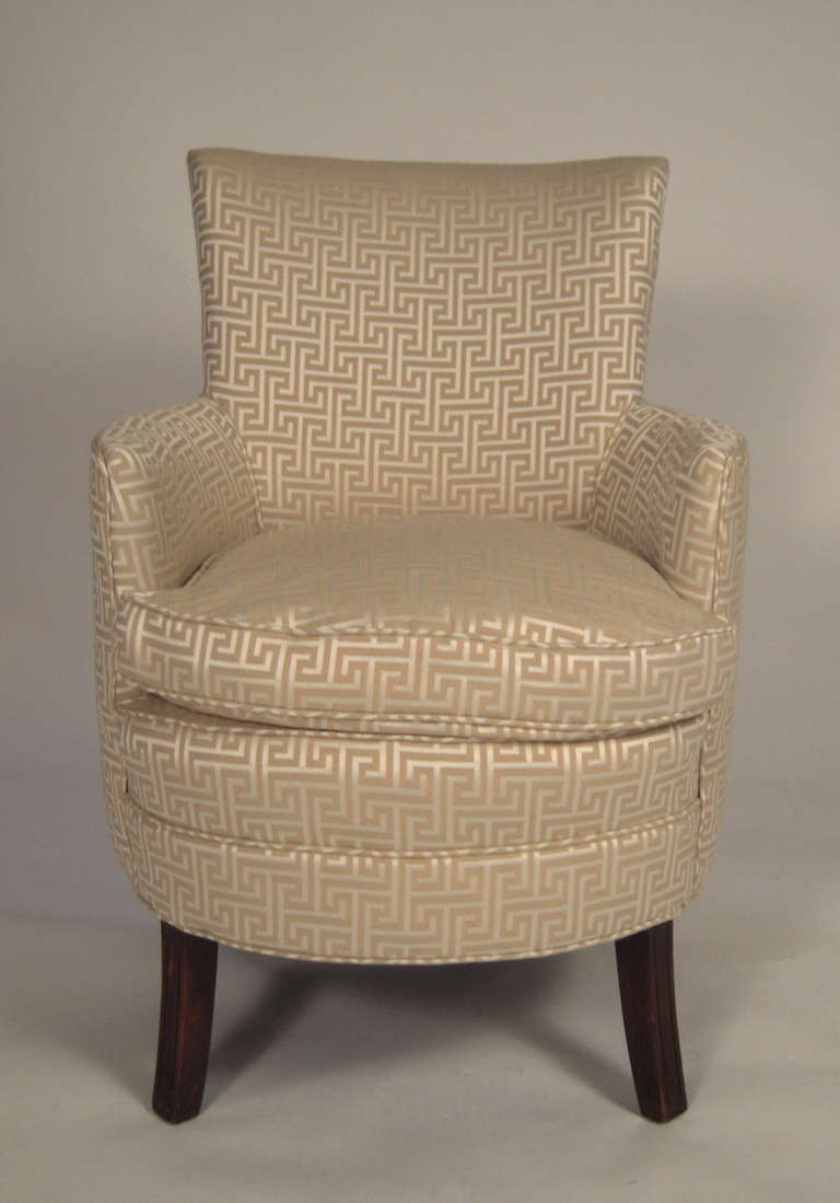 Small Slipper Chairs 1