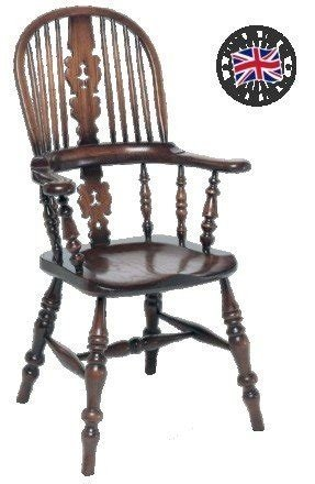 Traditional windsor chairs