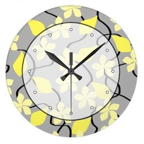 Yellow clocks
