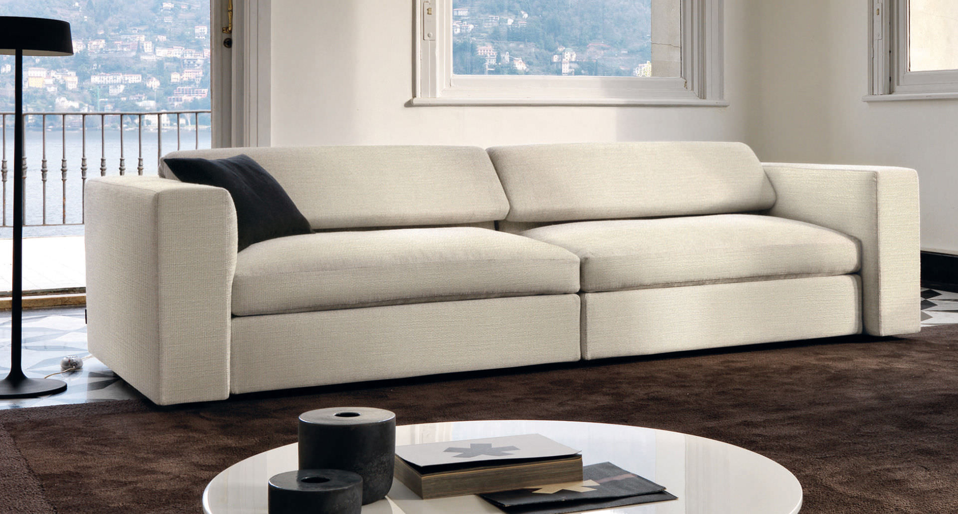 modern reclining sofas ideas on foterabove is a modern contemporary reclining sofa find out the