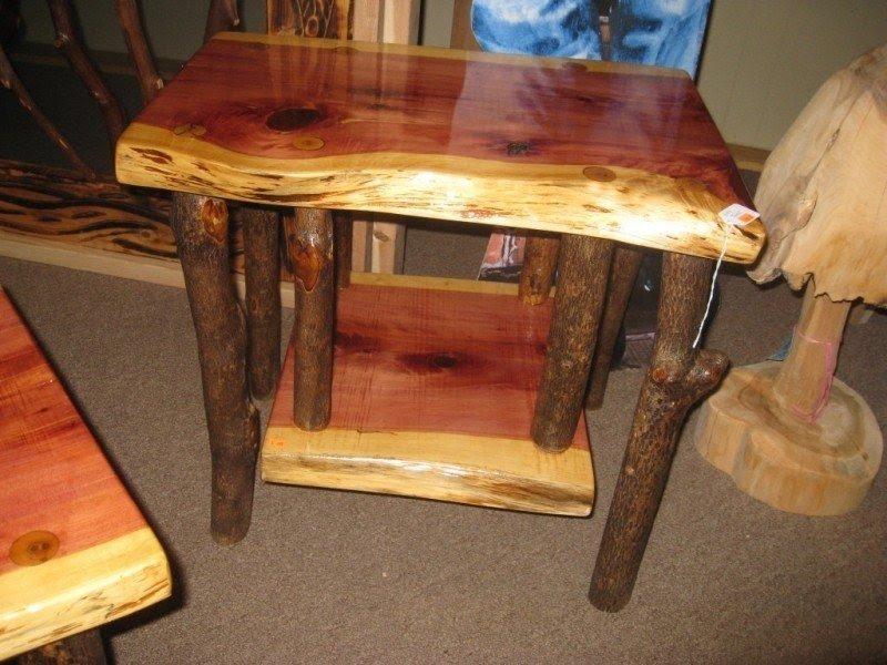 Cedar End Tables   Ideas On Foter