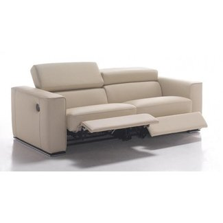 Gh 228 Modern Reclining Sofa Electronic Recliners Flip Back Function
