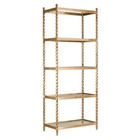 Glass shelf etagere 1