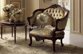 Antique Living Room Chairs - Foter