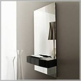 Mirror With Drawers Foter