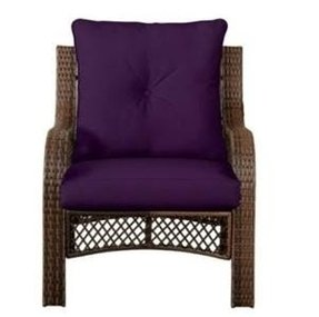 Purple Patio Cushions Foter