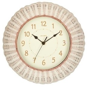 Rattan wall clocks 3