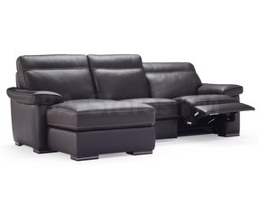 Wondrous Sectional Sofa With Chaise And Recliner Ideas On Foter Pabps2019 Chair Design Images Pabps2019Com
