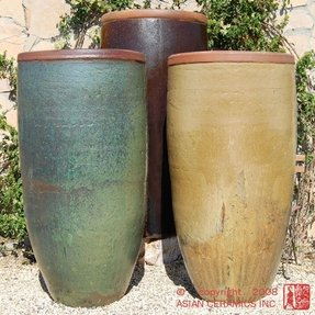 Tall Ceramic Planters - Ideas on Foter