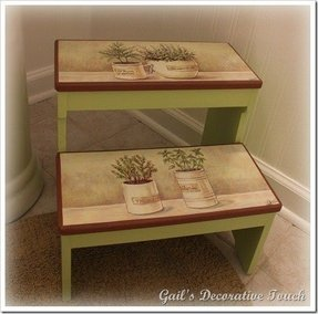 Marvelous Decorative Step Stools Ideas On Foter Machost Co Dining Chair Design Ideas Machostcouk