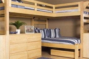 Bunk Bed With Stairs And Storage Ideas On Foter