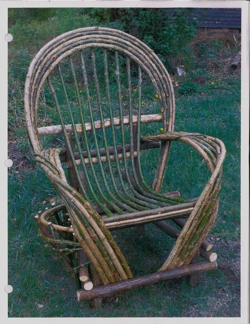 We Have Made Over 300 Bent Willow Chairs And Love