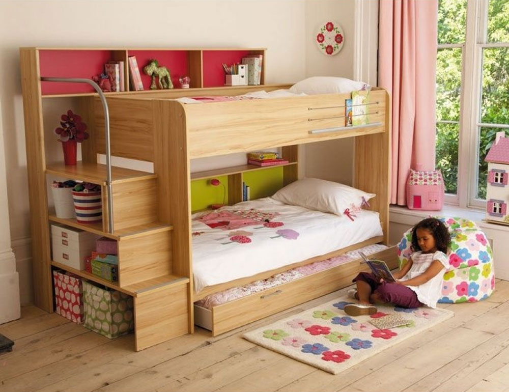 Bunk Bed From Gltc Which Manages To Squeeze As Much