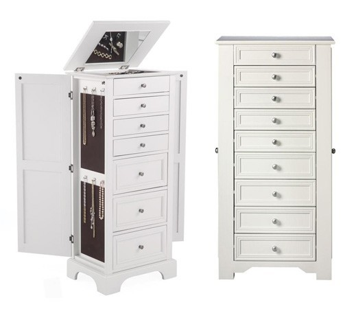 Jewelry Storage Armoire Like In Lonny Mag 1