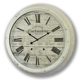 Shabby Chic Wall Clocks Foter