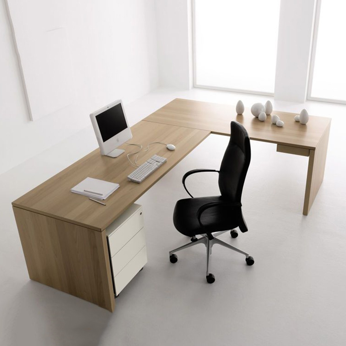 Modern l shaped desks 1 & Modern L Shaped Desks - Foter