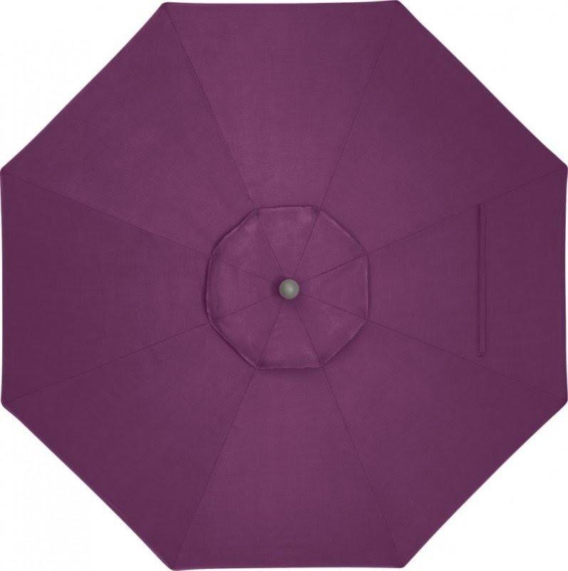 Purple Patio Umbrellas 6