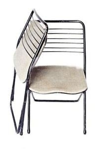 Vintage Folding Chairs 1