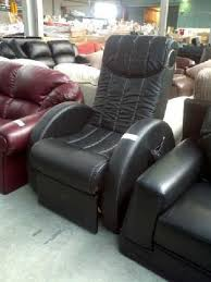 Adult Black Reclining Gaming Chair