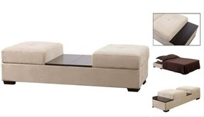Bed benches 1