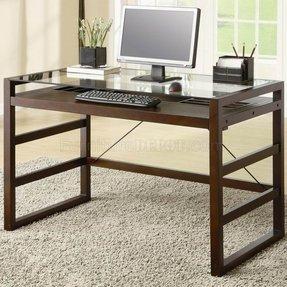 Office Desk Glass Top - Ideas on Foter