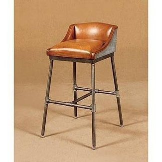 Awesome Italian Leather Bar Stools Ideas On Foter Bralicious Painted Fabric Chair Ideas Braliciousco